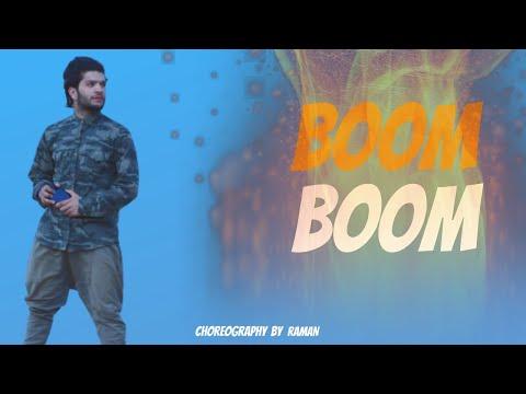 boom boom boom| by |Vickey Manhas| Dance video|RB| |BHADERWAHI RAP|