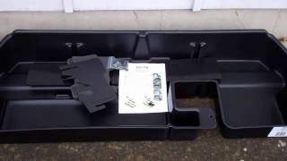 Install Of A Du-ha Into A 2008 Toyota Tundra 5.7l Double Cab ( Down Under Holding Apparatus ) Review