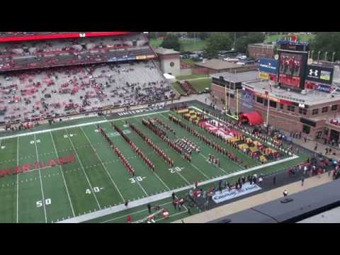 Maryland vs Purdue Homecoming Pregame Show
