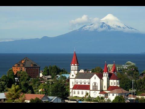 Chilean Lake Region