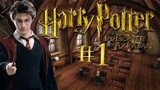 Гарри Поттер и Узник Азкабана - Прохождение #1