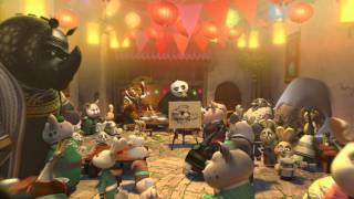 """DreamWorks' """"Kung Fu Panda Holiday"""" Special"""