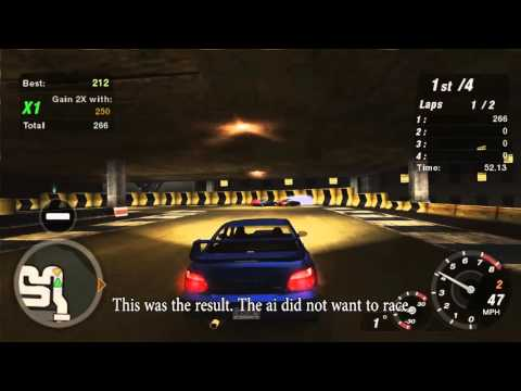 Need For Speed Underground 2: Unused And Hidden Tracks #4 - Explanation Of Events