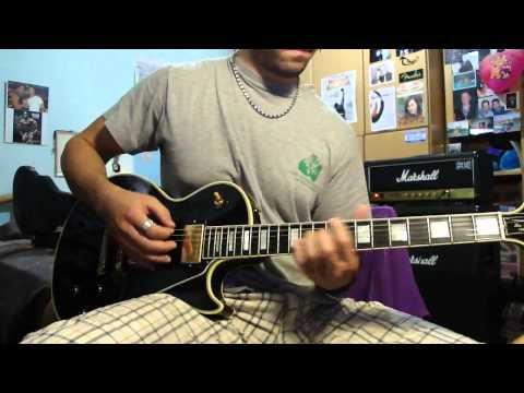 Broken Wings - Alter Bridge Guitar cover