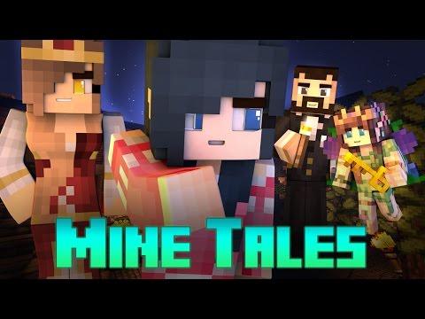 Mine Tales - The Golden Queen (Minecraft Roleplay) - Rumpelstiltskin