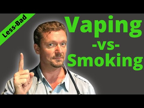 Is Vaping MORE Dangerous than Cigarettes? Smokers Must Watch...