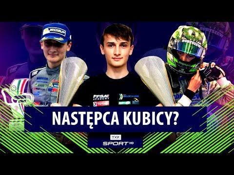 """Robert Kubica Ma Swojego Następcę? """"Będę Najszybszy, Najlepszy""""   Alex Karkosik"""
