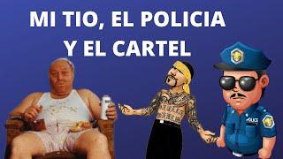 ESTAFADOR TELEFONICO , EL TIO Y EL CARTEL