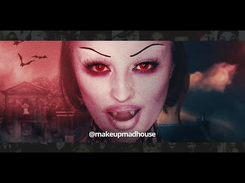 Chromaview Red Blood Halloween Contact Lenses