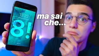 iPhone 8 nel 2021: HA SENSO? (a 200€!)