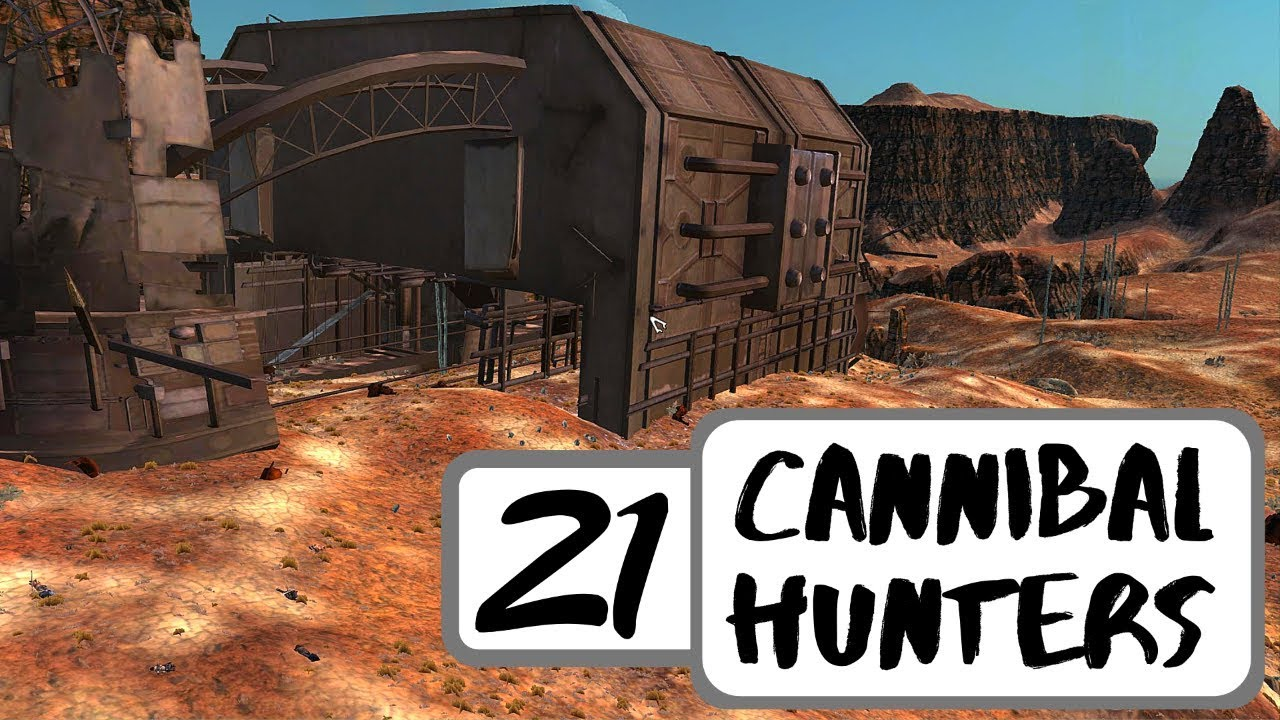 Kenshi   Cannibals Expanded   Ep 21