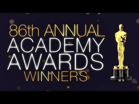 Academy Awards 2014 Oscar WINNERS - HD Movie