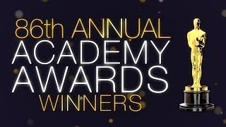 Academy Awards 2014 Oscar WINNERS - HD Movie