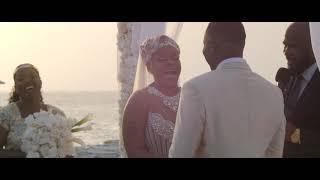 Rose Hall Weddings- Machel & Patrick at the Palms, Rose Hall