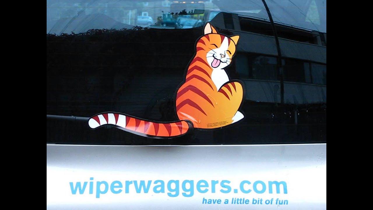 Cat Tail Windscreen Wiper