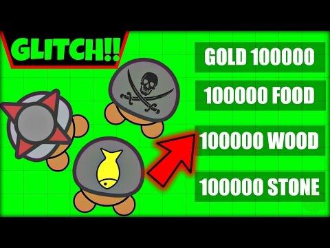 MOOMOO.IO GLITCH   FREE HATS   100000K GOLD & RESOURCES   MOOMOO.IO NEW UPDATE(moomoo.io)