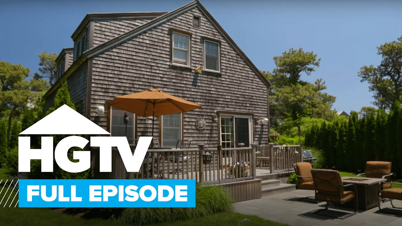 Island Life: Home Sweet Nantucket Home (Full Episode S1, E1) | HGTV