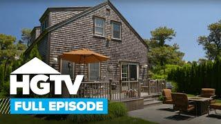 Island Life: Home Sweet Nantucket Home (Full Episode S1, E1) | HGTV