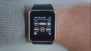 честный видеообзор умных часов GT08