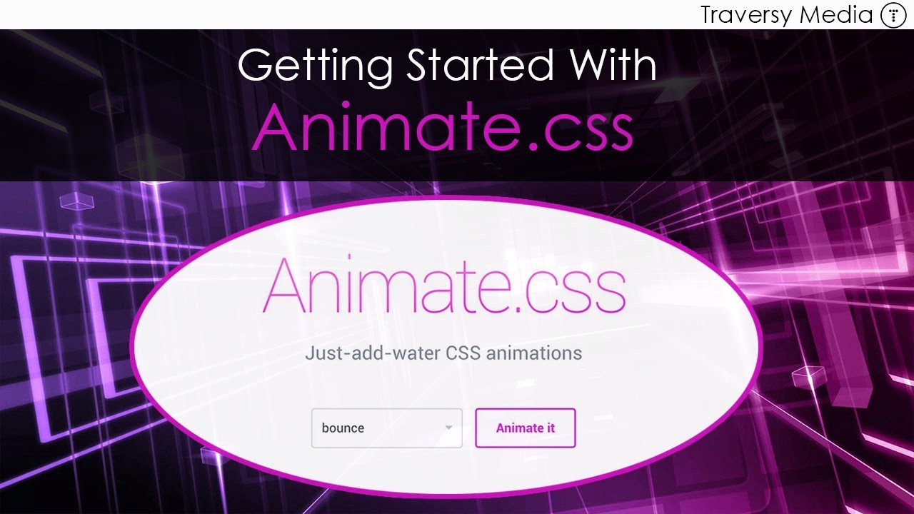 Download Getting Started With Animate.css