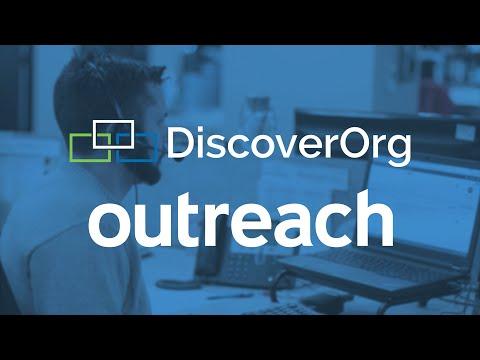 DiscoverOrg and Outreach Integration