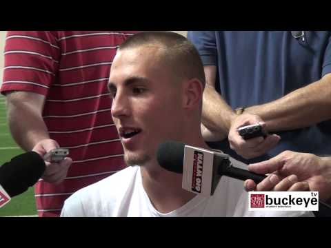 Jeff Heuerman Interview (California): 9-9-13