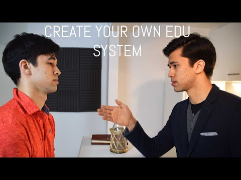 """""""Create Your Own Education System"""" Project Begins"""