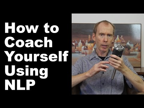 How to coach yourself using NLP and Neuro Semantics.
