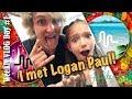 I met logan paul weekly vlog day 1 mp3