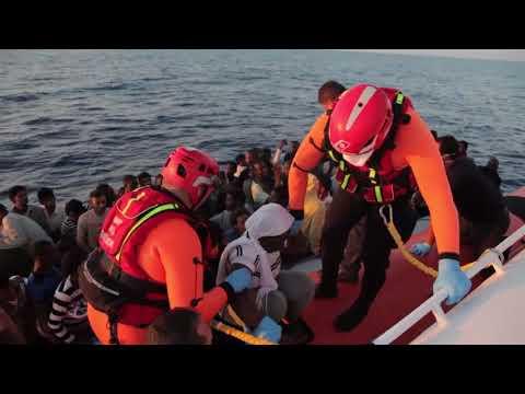 EU Borders and Coast Guard