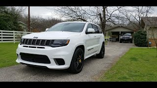 2018 Jeep Trackhawk    707hp