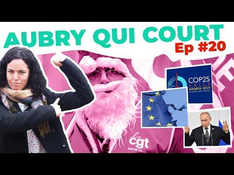 AQC #20 : LA MOBILISATION CONTINUE, LA COP25, LES 10 ANS DU TRAITÉ DE LISBONNE & CHAMPAGNE !