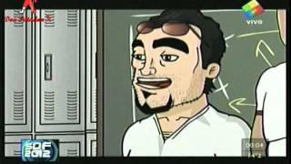 """El """"mono"""" Mario en el Programa de Fantino"""