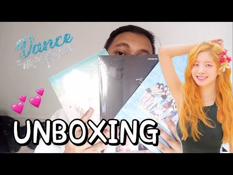 TWICE 2ND SPECIAL ALBUM SUMMER NIGHTS UNBOXING [Bahasa Indonesia]