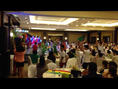 DOT's 9th ACGTD Flash Mob