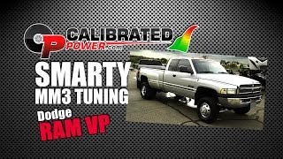 Smarty MM3 Tuning for Dodge RAM VP Trucks
