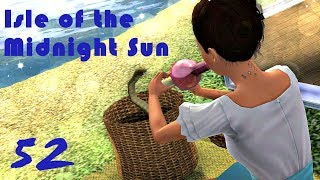 let s play the sims 3 isle of the midnight sun challenge part 52 dancing sunflower w commentary