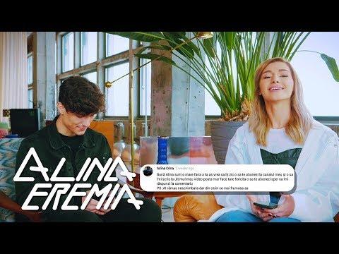 Alina Eremia si Mark Stam citesc comentariile fanilor si haterilor | #DOARNOI