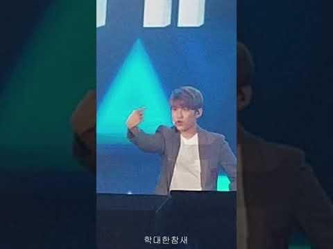 [직캠] 워너원 대만 팬미팅 나야나 박우진 Wannaone Fanmeeting Taiwan Park Woojin