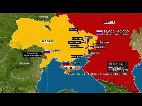 Germany Ukraine and Russia; future of the eurozone