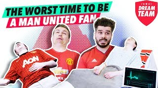MANCHESTER UNITED FAN WAKES UP FROM SIX-YEAR COMA