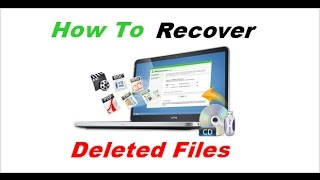 HOW TO RECOVER PERMANENTLY DELETED FILES IN WINDOWS 7,8 & 10 FOR FREE