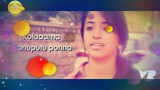The love failure song.......  Endi nee enna vittu pona.........  My song