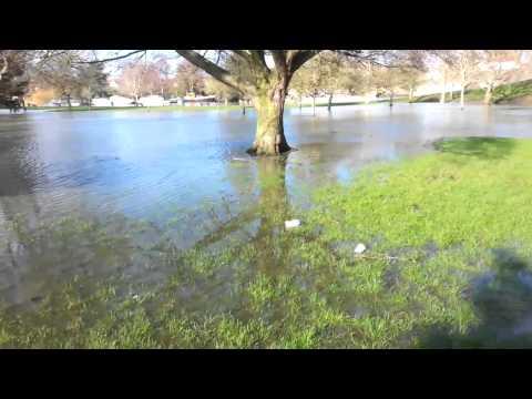 Thames-Abingdon Flood 2014