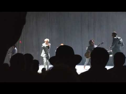 David Byrne This Must Be The Place Live in Hershey 3/7/18