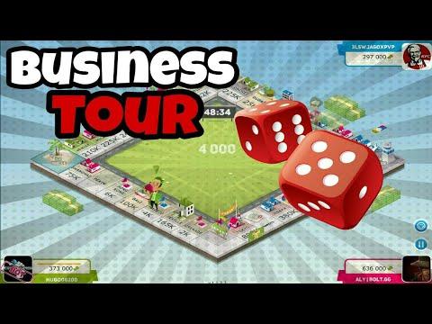 MONOPOLY EN BONNE COMPAGNIE !! 😎👍•BUSINESS TOUR (FR)