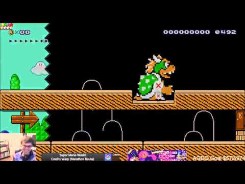 """Mario Maker - """"One More"""" Part 2: The Descent (awesome/creative levels)"""