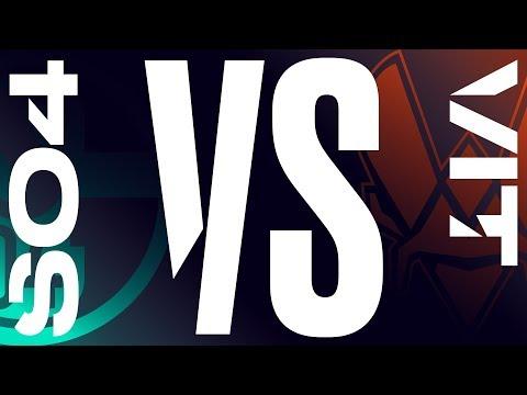 VOD: Team Vitality vs FC Schalke 04 Esports - LEC 2019 - BO1