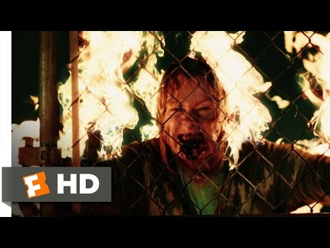 Dawn of the Dead (9/11) Movie CLIP - Fire Power (2004) HD