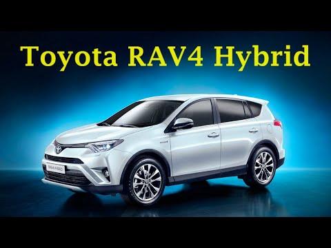 Toyota RAV4 Hybrid: обзор и тест самой свежей модели 2020 года